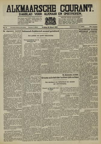 Alkmaarsche Courant 1937-03-26