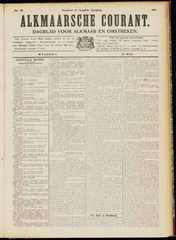 Alkmaarsche Courant 1910-05-23
