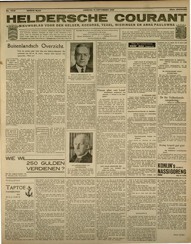 Heldersche Courant 1935-09-10