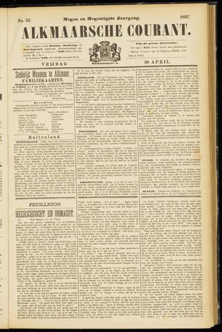 Alkmaarsche Courant 1897-04-30