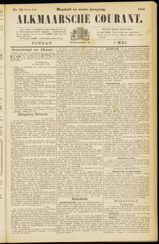 Alkmaarsche Courant 1899-05-07