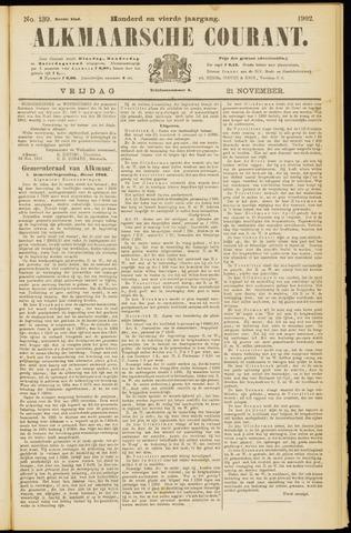 Alkmaarsche Courant 1902-11-21