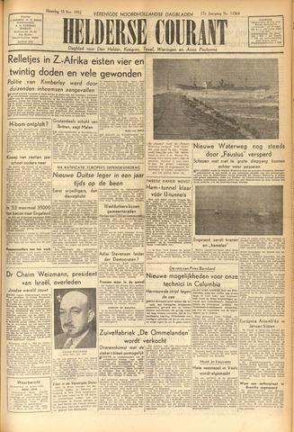Heldersche Courant 1952-11-10