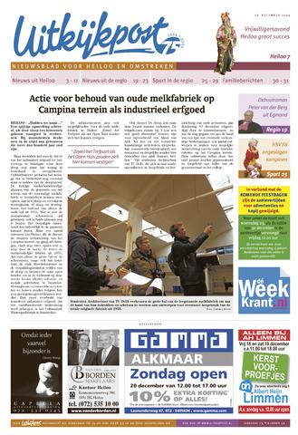 Uitkijkpost : nieuwsblad voor Heiloo e.o. 2009-12-16