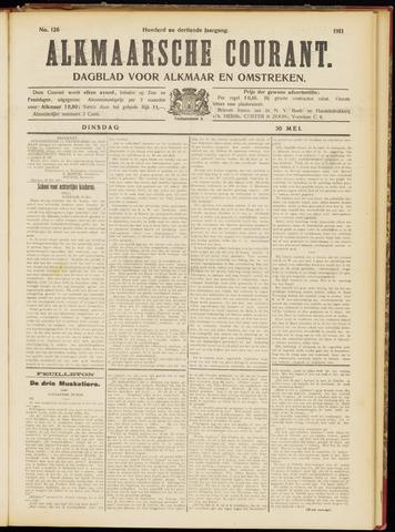 Alkmaarsche Courant 1911-05-30