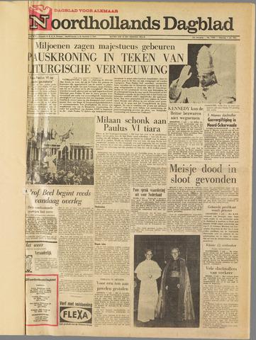 Noordhollands Dagblad : dagblad voor Alkmaar en omgeving 1963-07-01