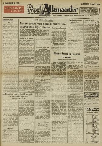 De Vrije Alkmaarder 1948-10-23
