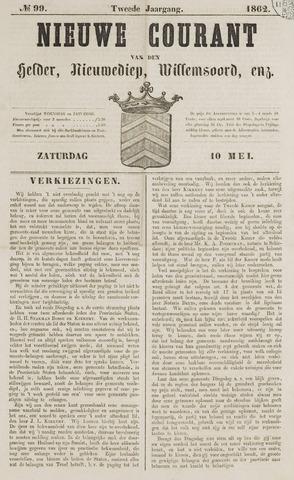 Nieuwe Courant van Den Helder 1862-05-10
