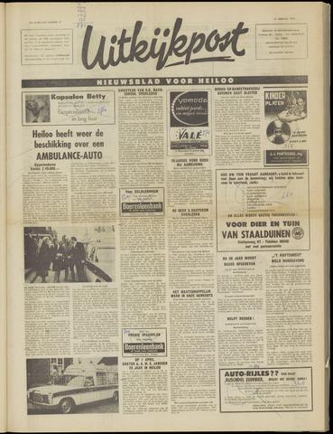 Uitkijkpost : nieuwsblad voor Heiloo e.o. 1971-02-10