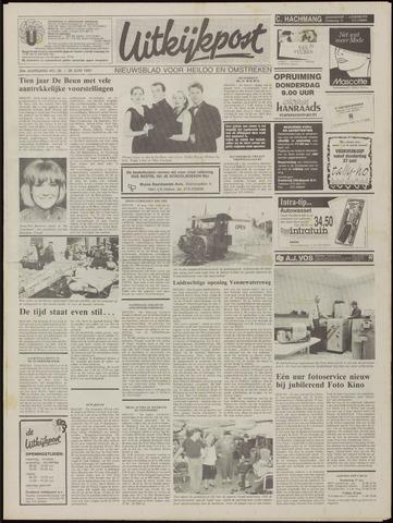 Uitkijkpost : nieuwsblad voor Heiloo e.o. 1991-06-26