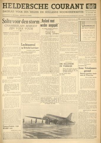 Heldersche Courant 1940-01-10