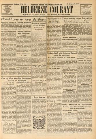 Heldersche Courant 1950-07-13