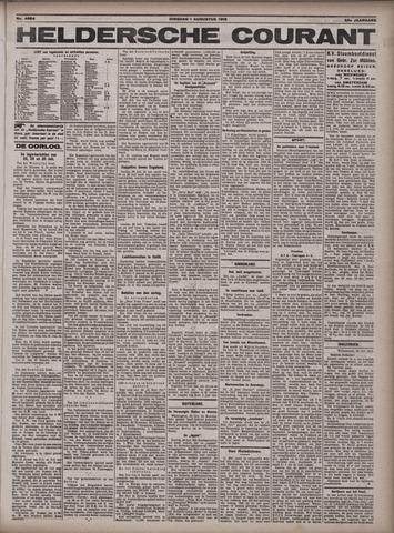 Heldersche Courant 1916-08-01