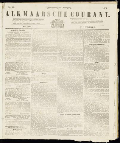 Alkmaarsche Courant 1873-10-12