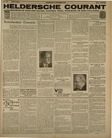 Heldersche Courant 1936-09-24