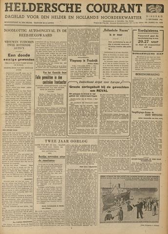 Heldersche Courant 1941-09-02