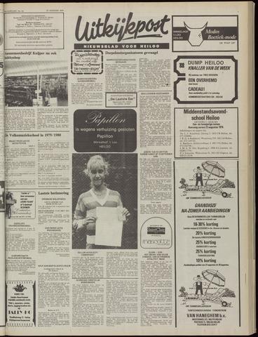 Uitkijkpost : nieuwsblad voor Heiloo e.o. 1979-08-22