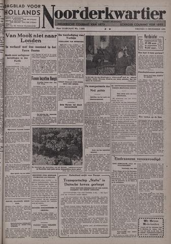 Dagblad voor Hollands Noorderkwartier 1941-12-05