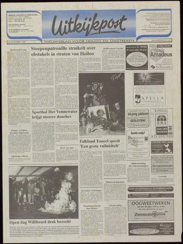 Uitkijkpost : nieuwsblad voor Heiloo e.o. 1999-09-29