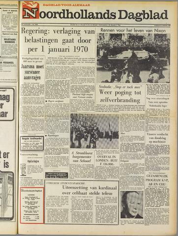 Noordhollands Dagblad : dagblad voor Alkmaar en omgeving 1969-01-21