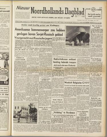 Nieuw Noordhollandsch Dagblad : voor Alkmaar en omgeving 1950-04-12