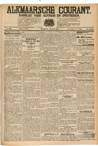 Alkmaarsche Courant 1930-06-10