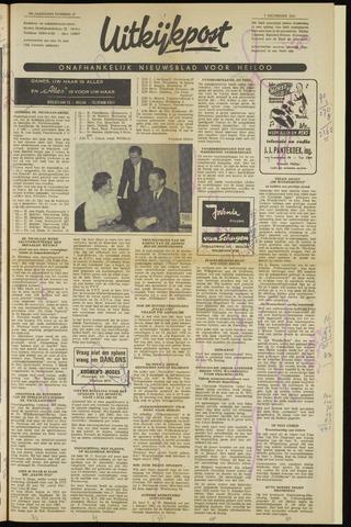 Uitkijkpost : nieuwsblad voor Heiloo e.o. 1961-12-07