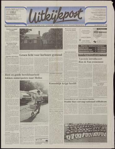 Uitkijkpost : nieuwsblad voor Heiloo e.o. 1997-08-20