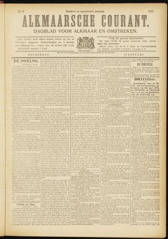 Alkmaarsche Courant 1917-01-11