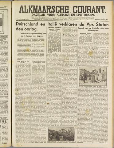 Alkmaarsche Courant 1941-12-12