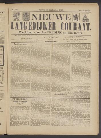 Nieuwe Langedijker Courant 1895-09-22