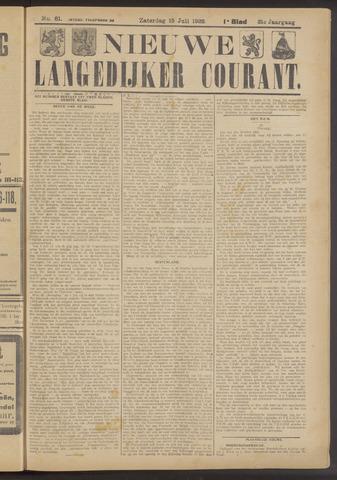 Nieuwe Langedijker Courant 1922-07-15