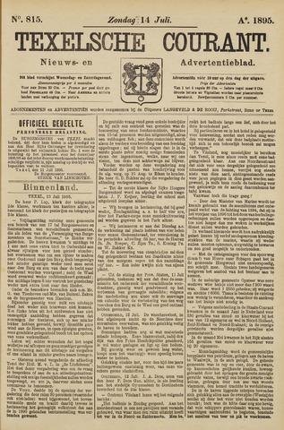 Texelsche Courant 1895-07-14