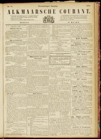 Alkmaarsche Courant 1879-03-16
