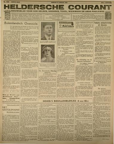 Heldersche Courant 1936-01-14