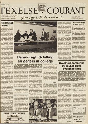 Texelsche Courant 1982-09-10