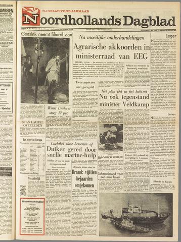 Noordhollands Dagblad : dagblad voor Alkmaar en omgeving 1965-02-24