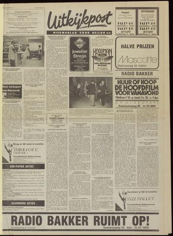 Uitkijkpost : nieuwsblad voor Heiloo e.o. 1984