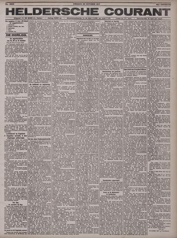 Heldersche Courant 1917-10-23