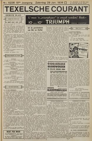 Texelsche Courant 1938-01-29