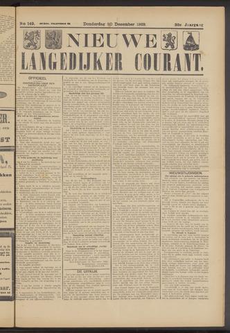 Nieuwe Langedijker Courant 1923-12-20