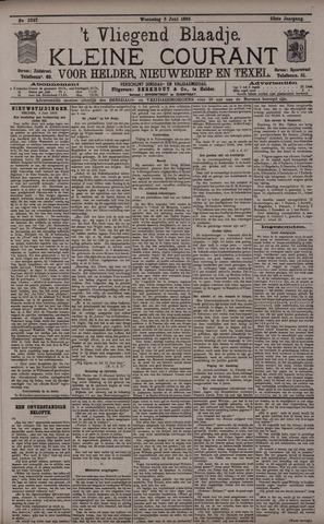 Vliegend blaadje : nieuws- en advertentiebode voor Den Helder 1895-06-05