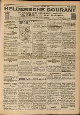 Heldersche Courant 1929-08-01