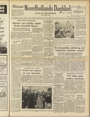 Nieuw Noordhollandsch Dagblad : voor Alkmaar en omgeving 1952-06-23