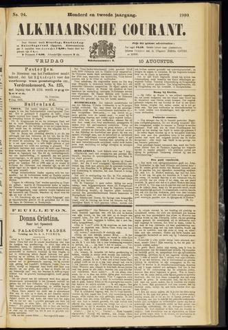 Alkmaarsche Courant 1900-08-10
