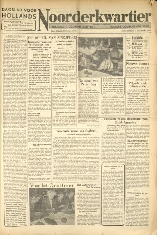 Heldersche Courant 1942-01-17
