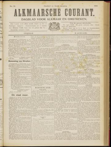 Alkmaarsche Courant 1908-01-31