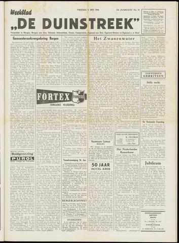 De Duinstreek 1956-05-11