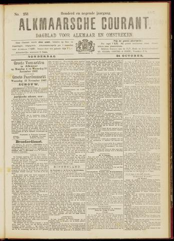 Alkmaarsche Courant 1907-10-24