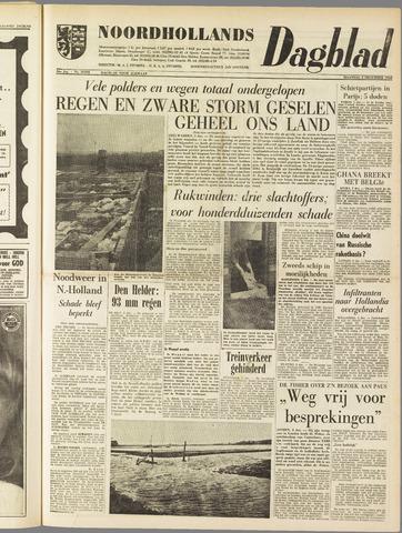 Noordhollands Dagblad : dagblad voor Alkmaar en omgeving 1960-12-05
